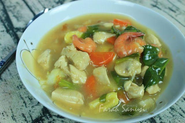 Resepi Kuey Tiaw Kungfu Malaysian Food Malaysian Food