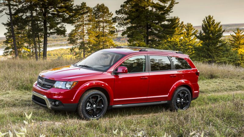 2020 Dodge Journey Loses Trims And Colors Adds Equipment With Images Dodge Journey 2014 Dodge Journey 2016 Dodge Journey