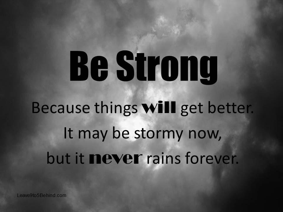 NO Matter How Bad Things May Seem