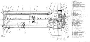 Bristol M1C Bullet - Blueprint Poster