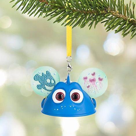 Dory Ear Hat Ornament | Disney Store