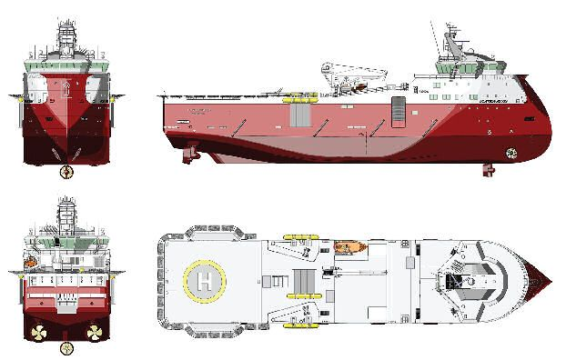 a little help with X BOW ULSTEIN Boat Design Forums