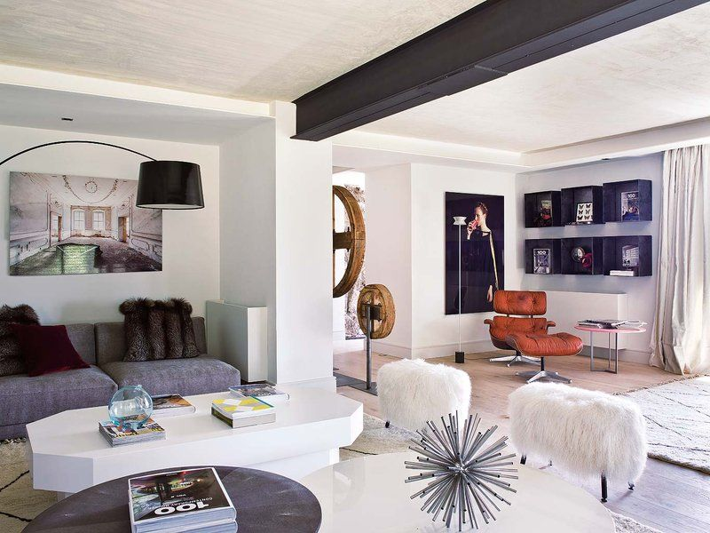 A renovated and modernized 19th century home in France - desire to