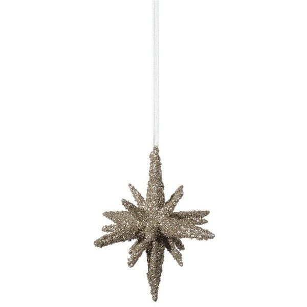 Shishi As Small Glitter 3d Star Christmas Ornament 8 Liked