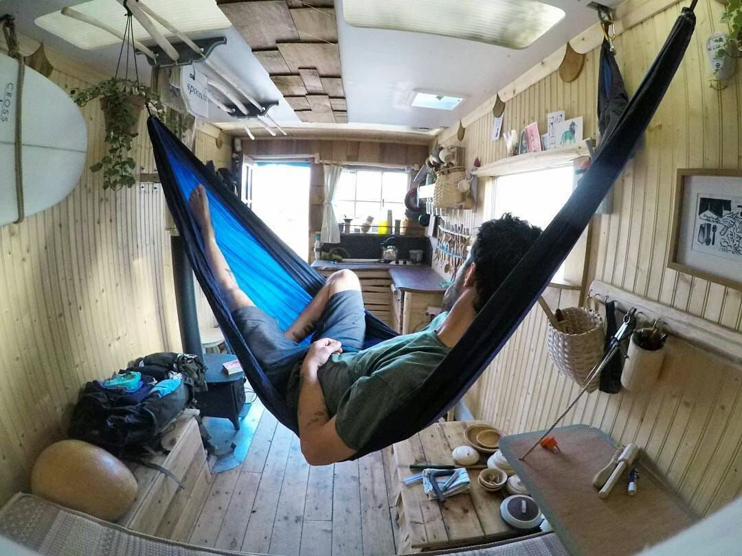 Photo of This guy has one of the most unique #vanlife jobs I've heard of. The organizatio…