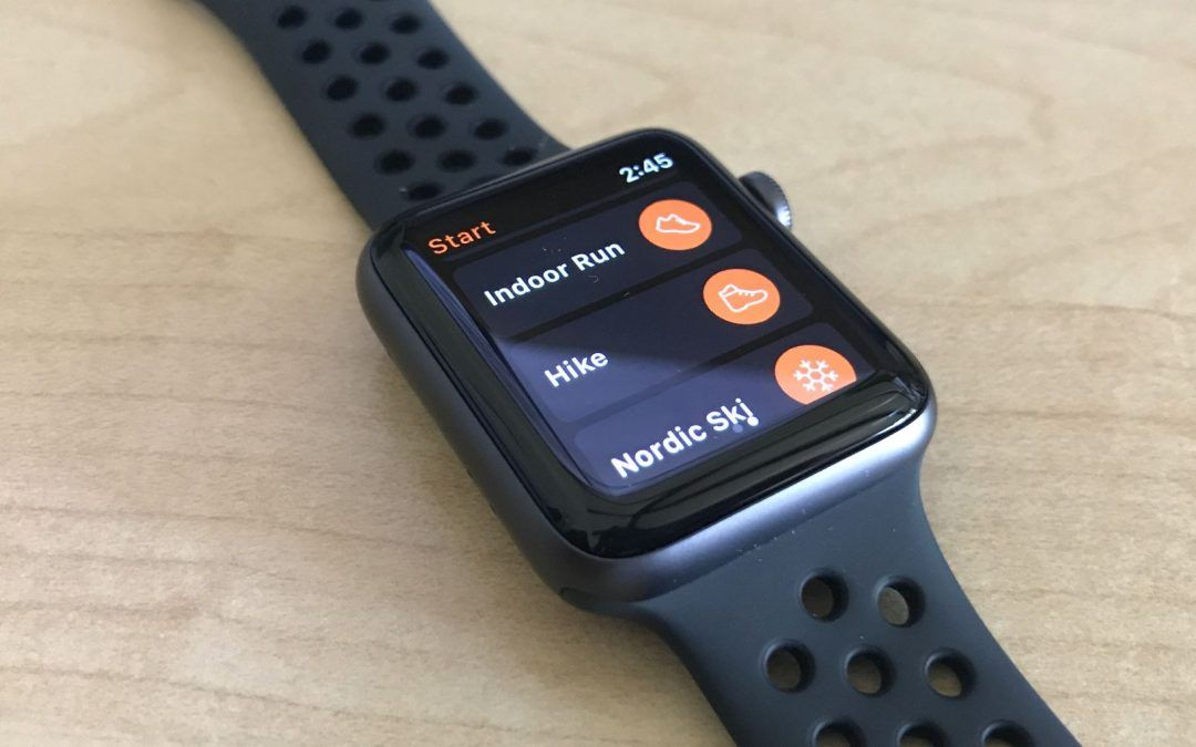 Does the Apple Watch Series 3 Work with Strava Apple