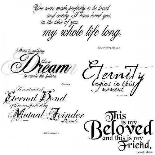 Wedding scrapbook quotes and sayings
