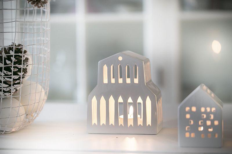 Kählerdesign Lichthäuser * Christmas * Weihnachtsdeko