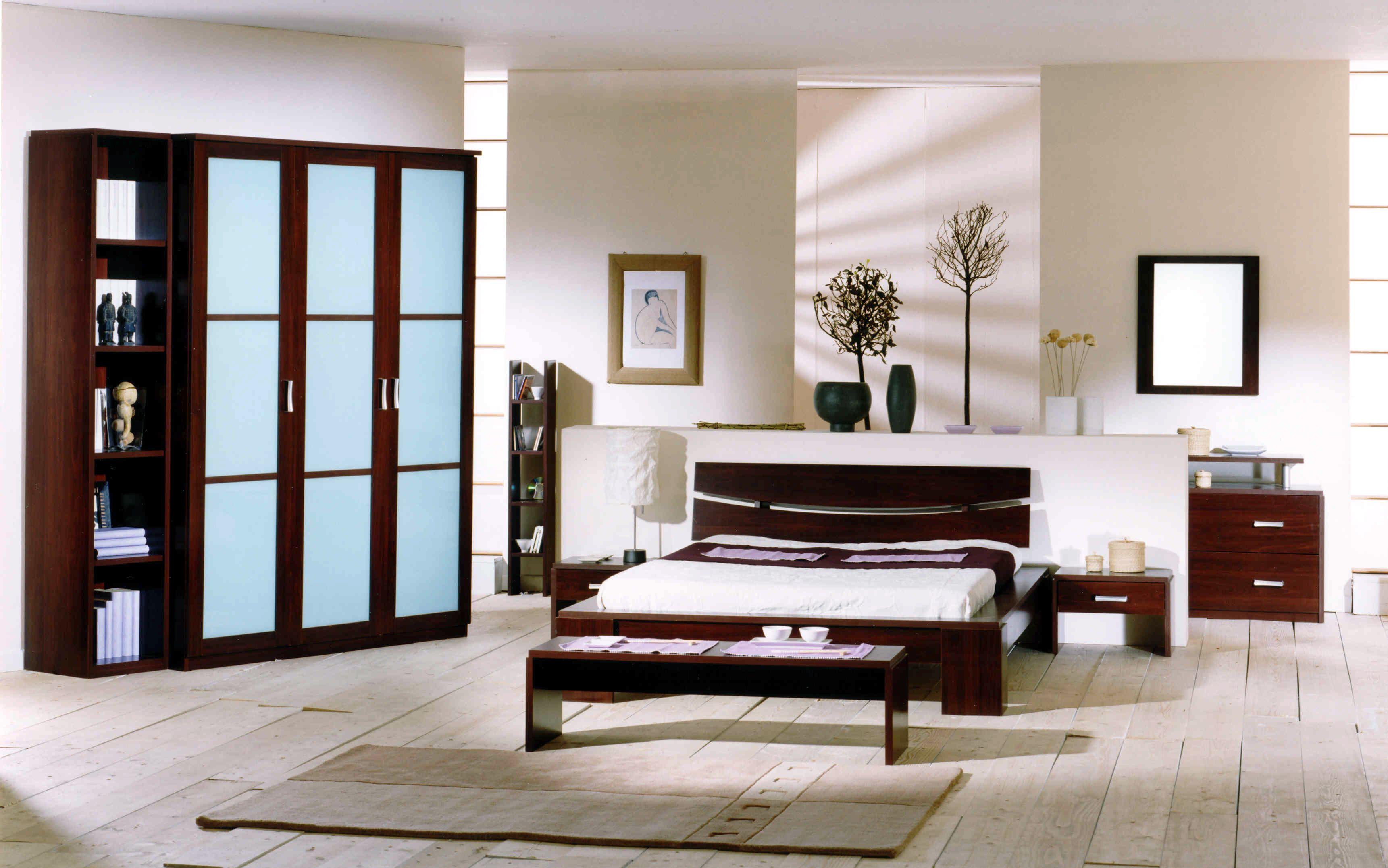 Wooden Headboard Zen  Google Search  Common Bed  Pinterest Stunning Latest Bedroom Cupboard Designs Design Ideas
