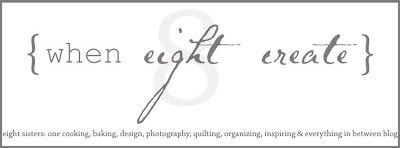 when eight create