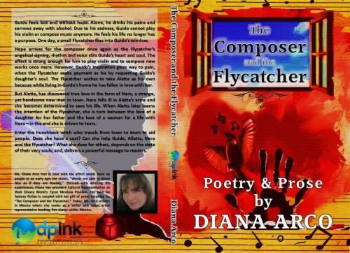 My Official Book Cover Reveal The Composer And The Flycatcher