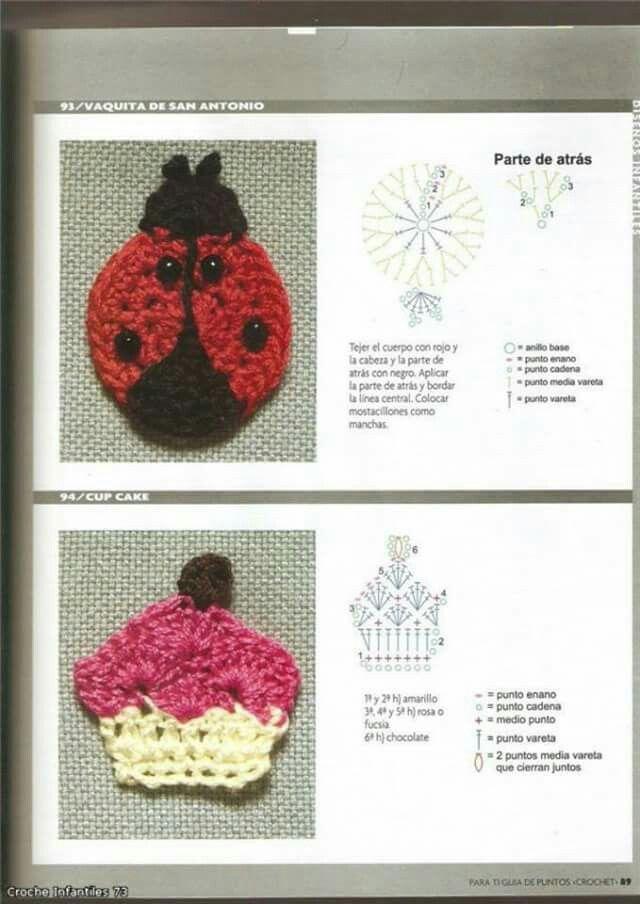 Pin de alejandra penélope en patrones crochet   Pinterest