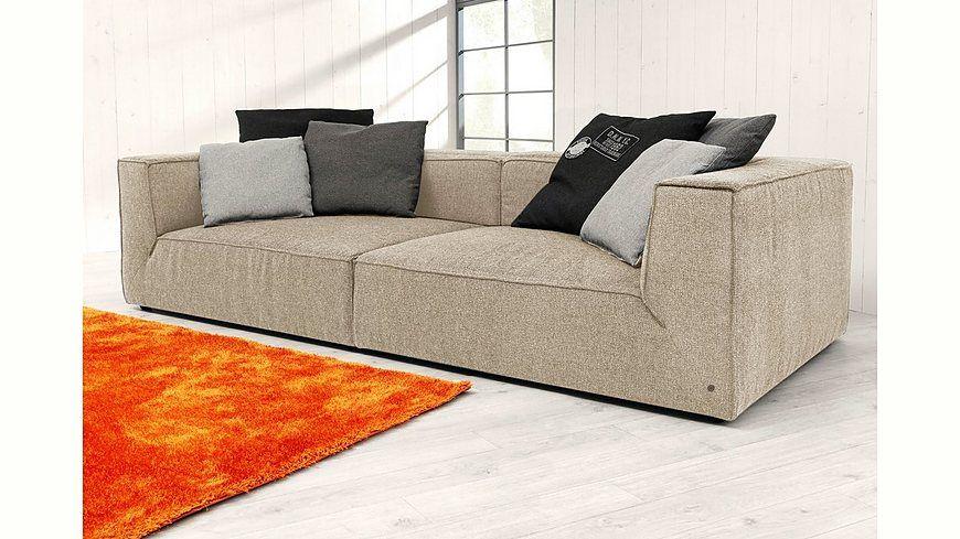TOM TAILOR Big Sofa »BIG CUBE«, Wahlweise Mit Sitztiefenverstellung Jetzt  Bestellen Unter