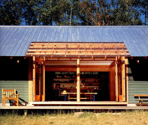 Ching Cabin On Maury Island Washington By Miller Hull Cabins
