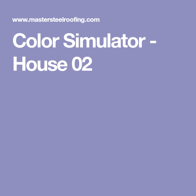 color simulator house 02 color simulation roofing on house paint colors exterior simulator id=51401