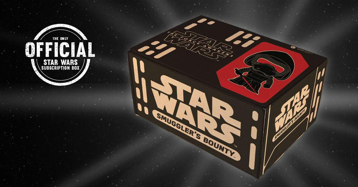 LucasFilm and Funko Pair Up For Star Wars Collector's Box Subscription Service | The Disney Blog