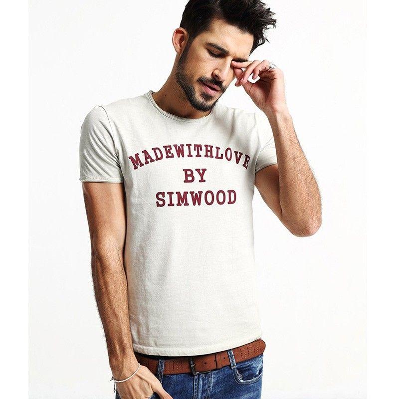 Camiseta Masculina Jefferson  e0ca0f9c844
