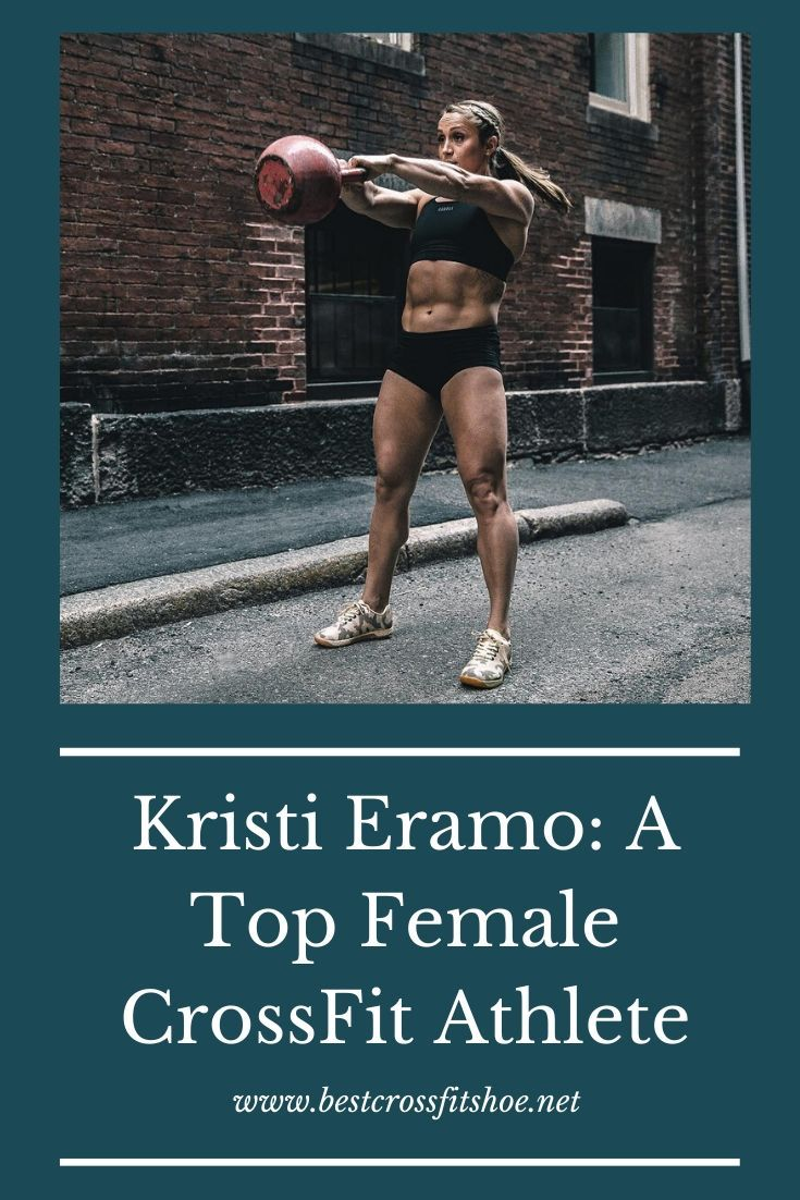 Find out all you need to know about a top female CrossFit athlete, Kristi Eramo. You can find out ab...