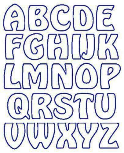 Pin By Kim Teigen On Alphabet Soup Applique Letters Letter