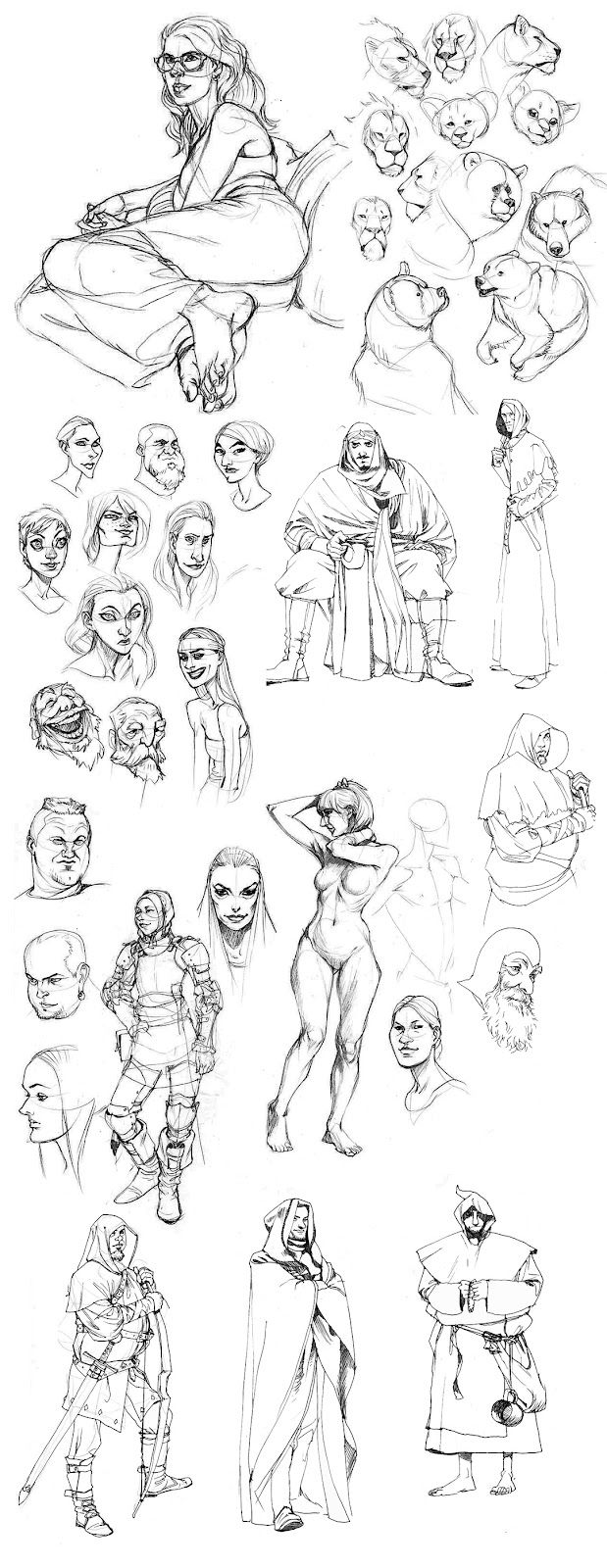 Pin by Bolshoy_Bu on For Sketches   Pinterest   Pose reference ...