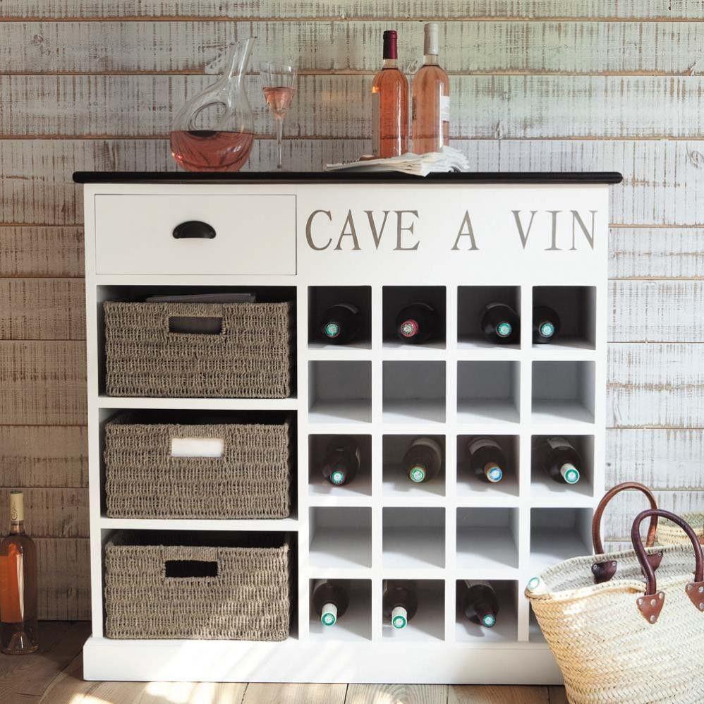 maisons du monde // cave à vin comptoir des epices | home | pinterest