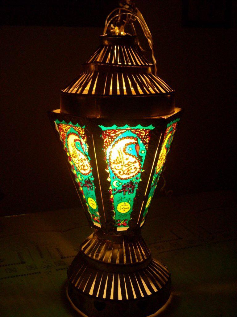 Diy Bohemian Lamp Shade