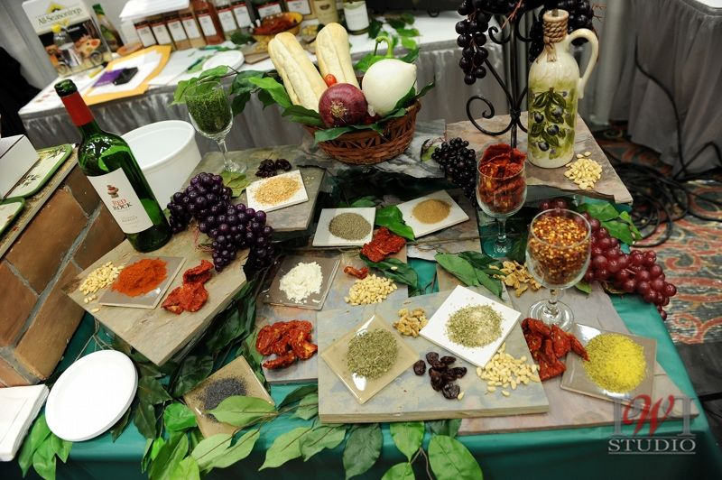 Sofo Foods Food Expo 2011 Crowne Plaza Ravinia