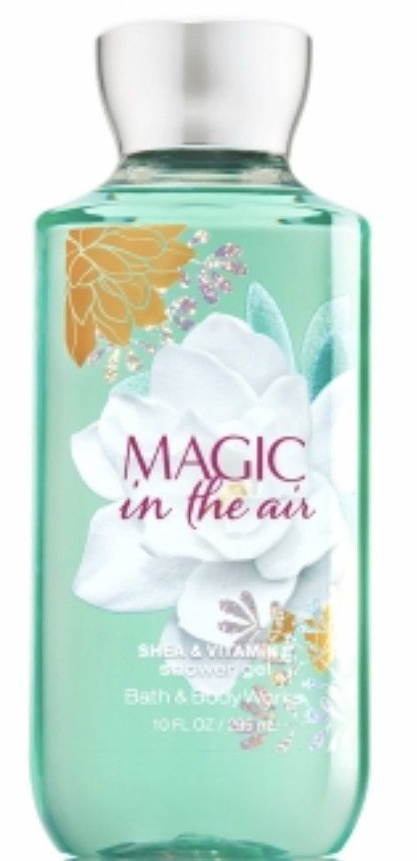 Bath Body Works Magic In The Air Shower Gel Shower Gel Bath