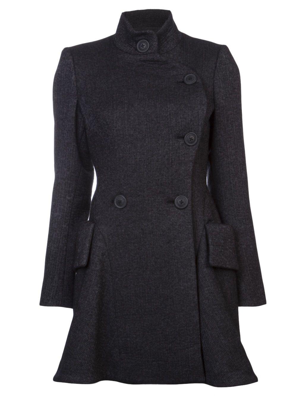 VIVIENNE WESTWOOD ANGLOMANIA 'Profile' coat