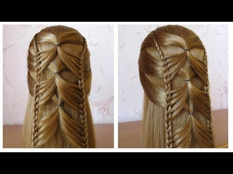 Tuto coiffure queue de cheval originale et simple