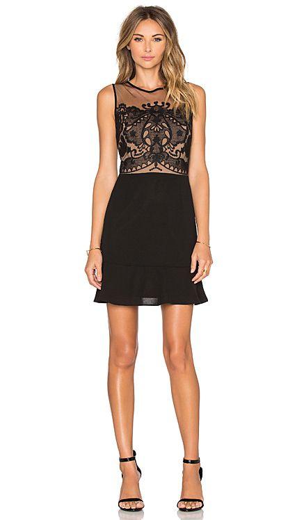 Greylin Freya Dress in Black | REVOLVE