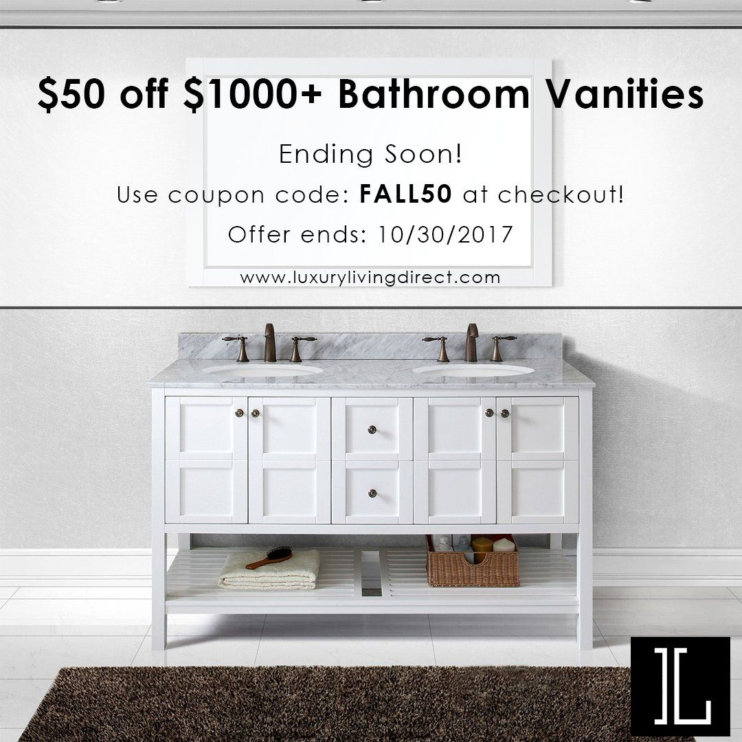 Luxury Living Direct Luxlivingdirect Twitter Luxury Living Discount Bathrooms Large Bathrooms