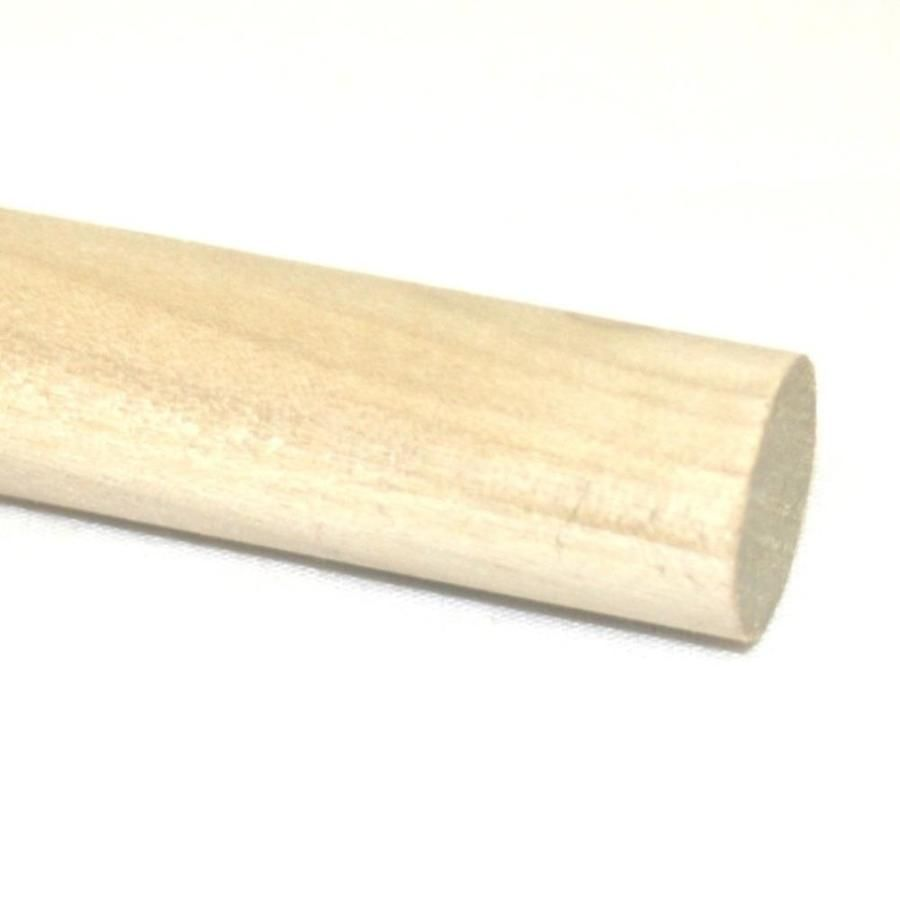 Madison Mill Round Wood Poplar Dowel Actual 72 In L X 1 In Dia Lowes Com Dowels Workspace Makeover Wood