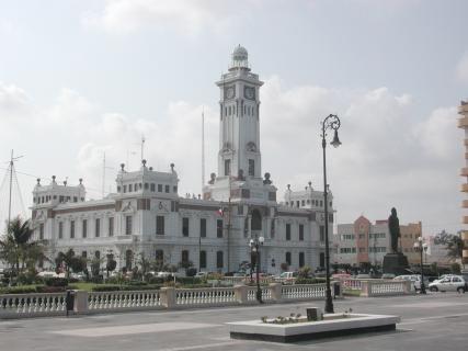 Puerto de Veracruz.