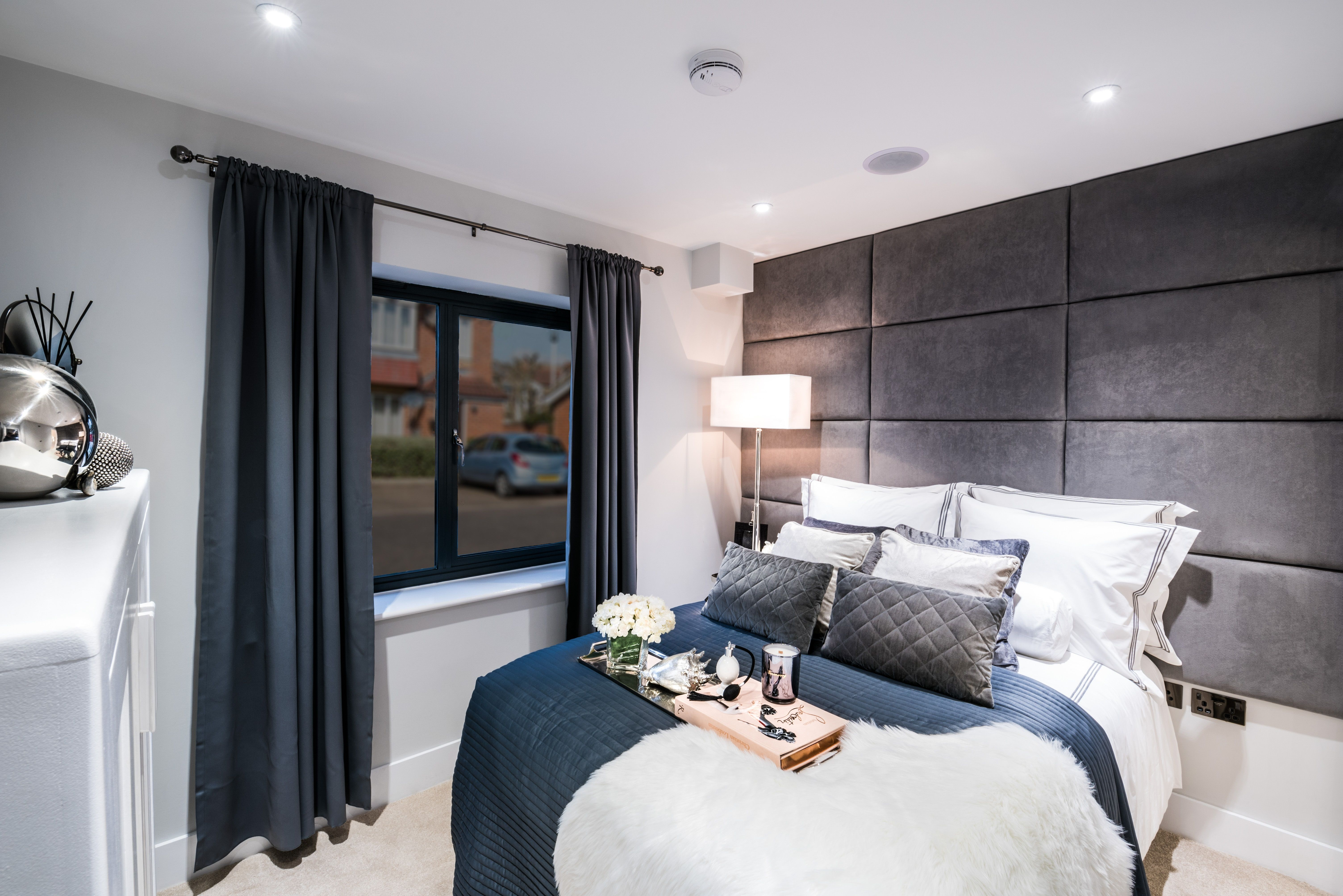 Are You Searching For Creative Wall Panel Ideas? Call Leicester Headboard  Co On 0116 288 6162 To Get Panels That Suit Your Bedroom.