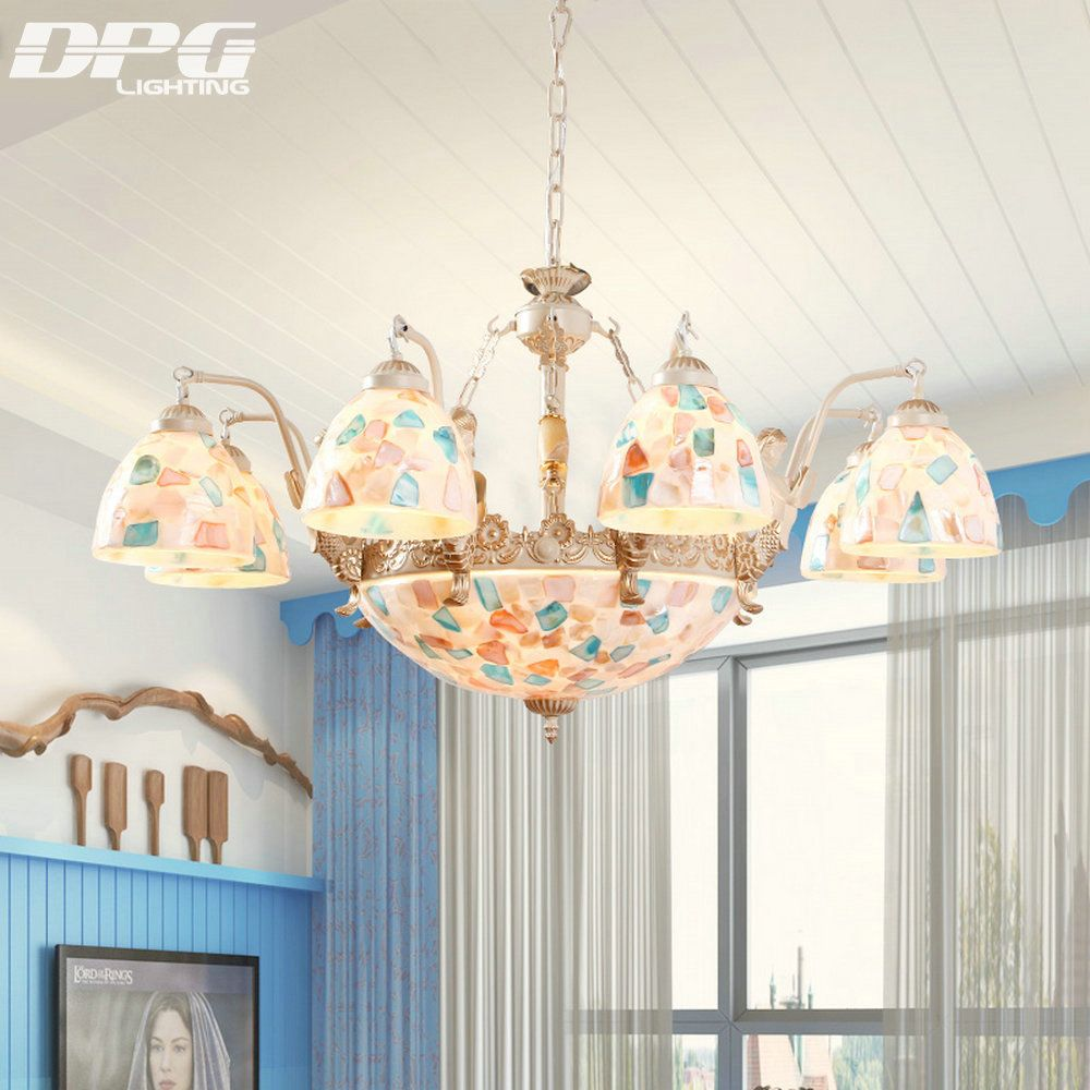 Find More Chandeliers Information about Tiffany pendant lamps sconce ...