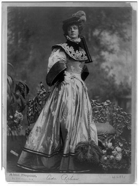 Ada Rehan, 1860-1915