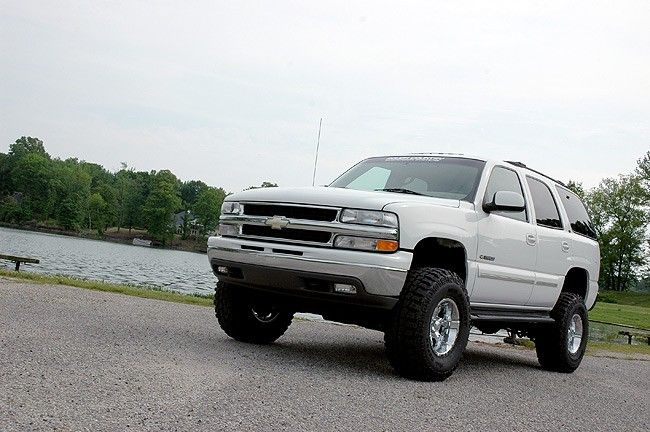 6in Gm Ntd Suspension Lift Kit 00 06 Tahoe Yukon Lifted Chevy