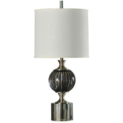 "Mercer41 Beccles Contemporary Woven 36"" Table Lamp"