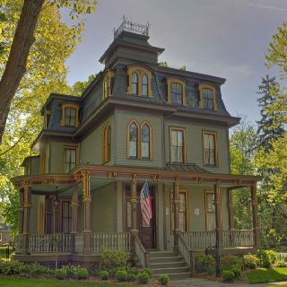 Wenonah Nj One Of The Grand Homes Wenonah Beautiful Town Known For Some Of The Most Beautiful Historical Victoria Victorian Homes Grand Homes Beautiful Homes