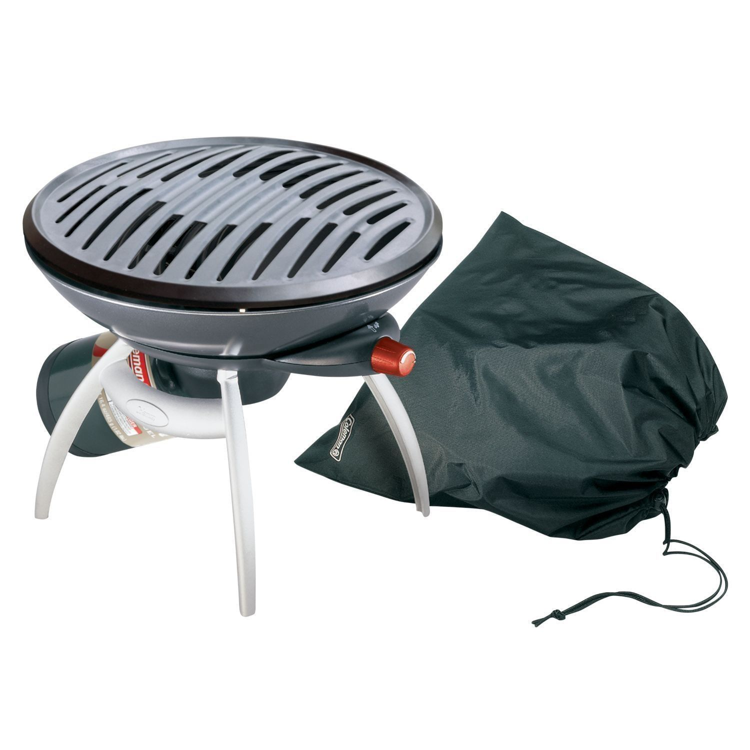Grill Camping Coleman Propane Party Grill Gray Products Grilling Portable