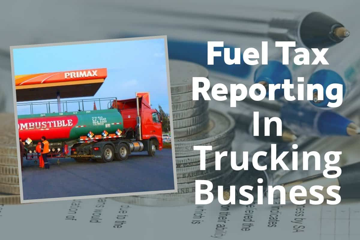 Ifta Fuel Tax Reporting Trucking Business Tracking Mileage Muscle Nutrition