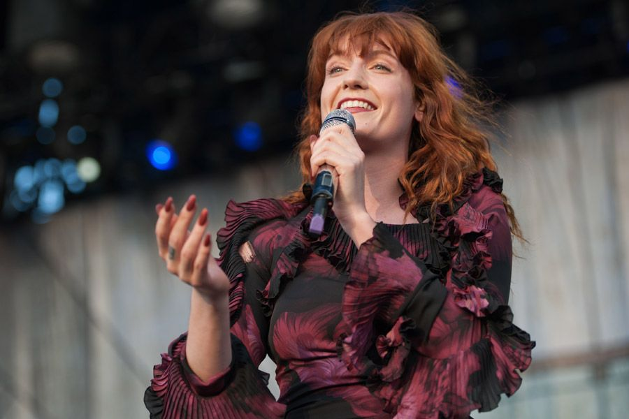 Florence and the Machine Music Midtown in Atlanta, GA on