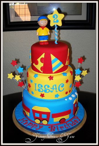 Marvelous Caillou Cake Caillou Cake Funny Birthday Cards Online Alyptdamsfinfo