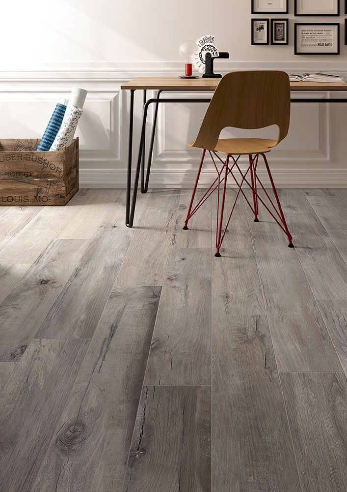 Only 46 M2 Trento Grigio Timber Look Italian Porcelain Tile
