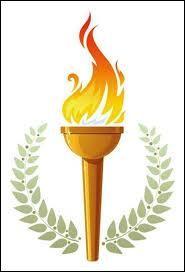 R sultat de recherche d 39 images pour flamme olympique - Flamme olympique dessin ...