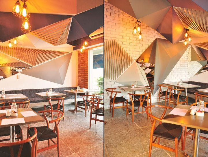 Cafe m by cite office for radical architecture disciplines