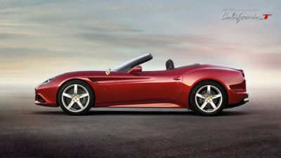 Ferrari California T Side View With Images