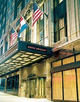 Hotel Phillips Downtown Kansas City Mine Shaun S Favorite