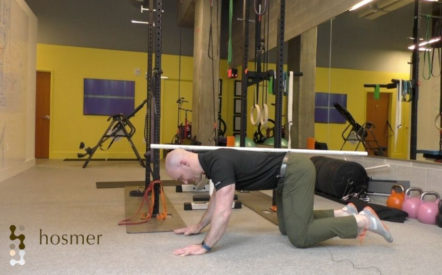 """Horse Stance Vertical"" - Building Your Core"
